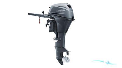 Yamaha 15 HK 4-Takt Påhængsmotor