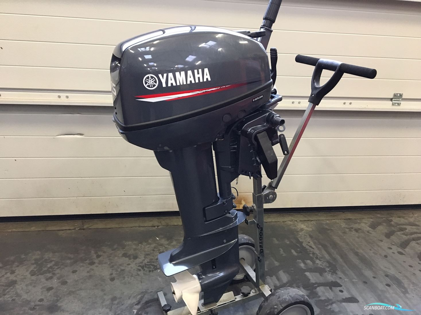 Yamaha 15 HK