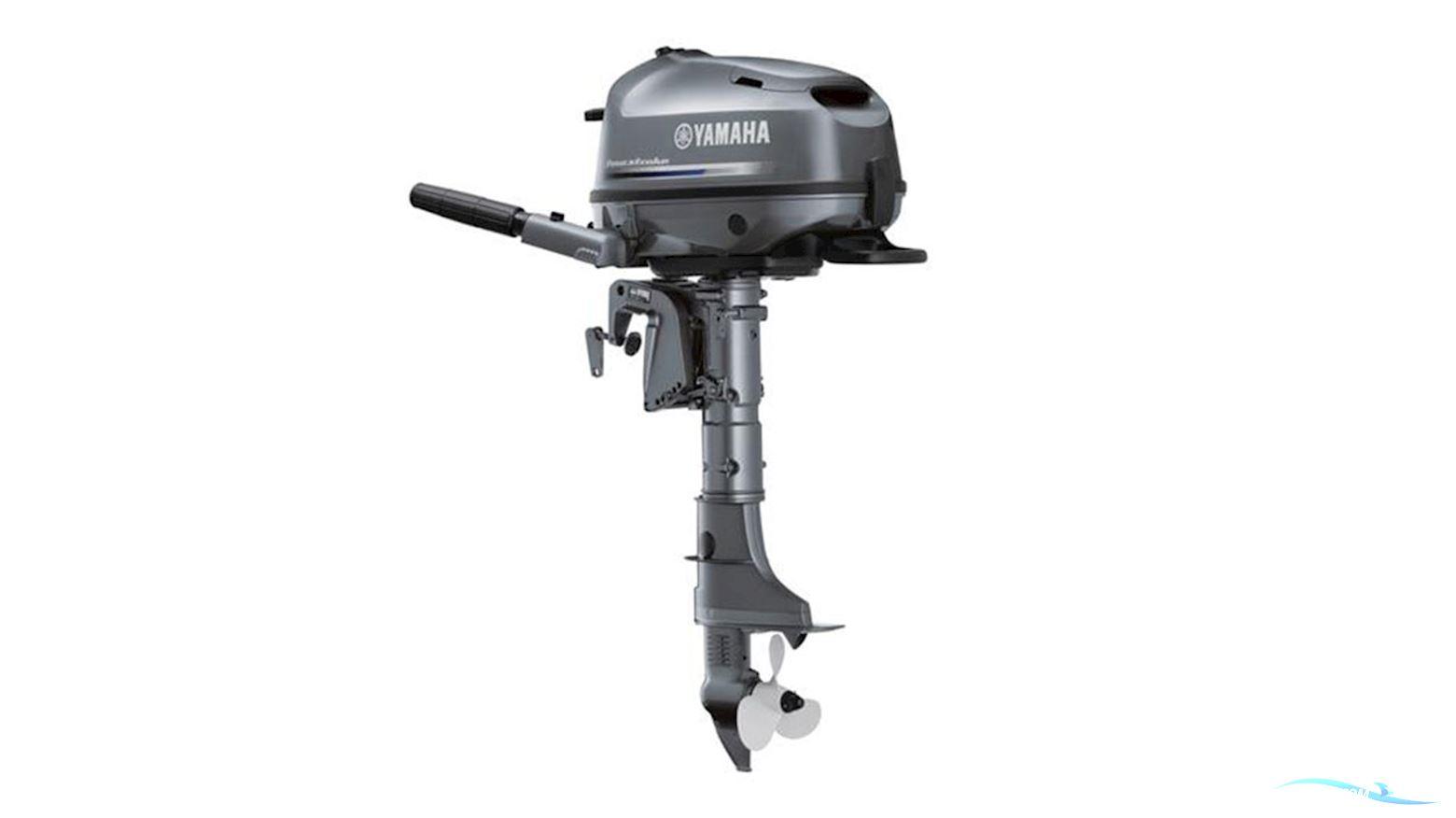 Yamaha 4 HK 4-Takt Påhængsmotor RESTPARTI