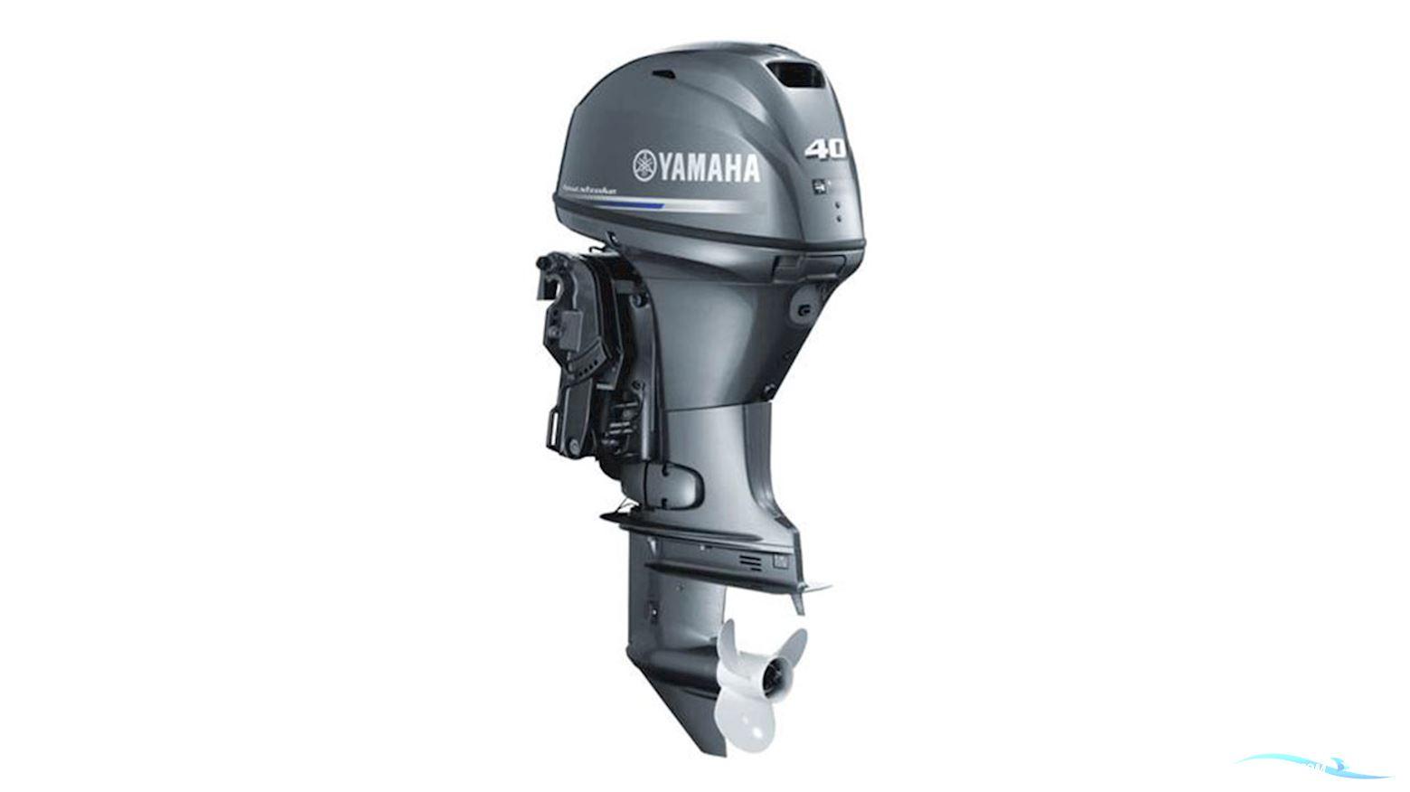 Yamaha 40 HK 4-Takt Påhængsmotor