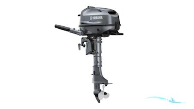 Yamaha 6 HK 4-Takt Påhængsmotor RESTPARTI