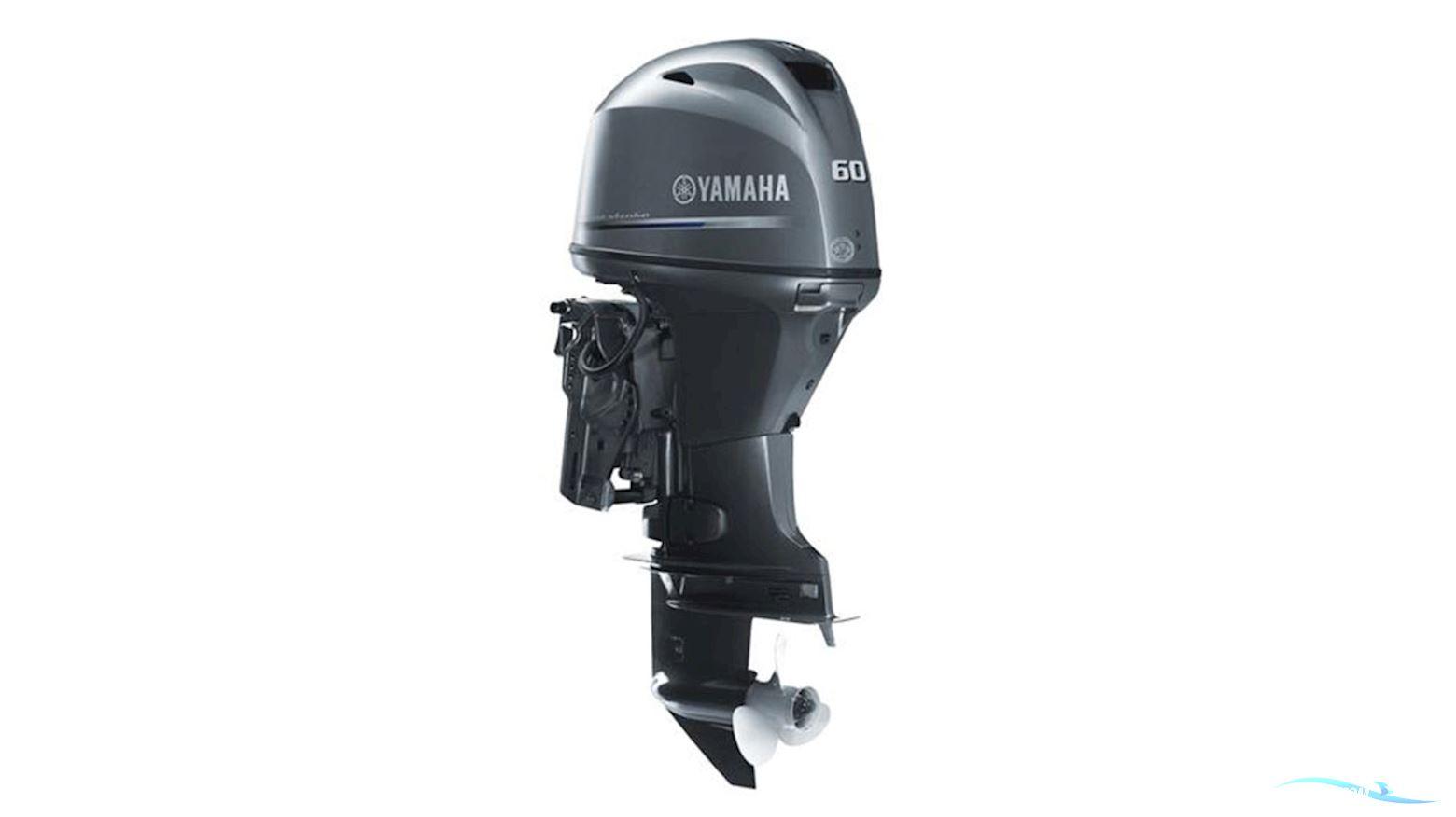 Yamaha 60 HK 4-Takt Påhængsmotor