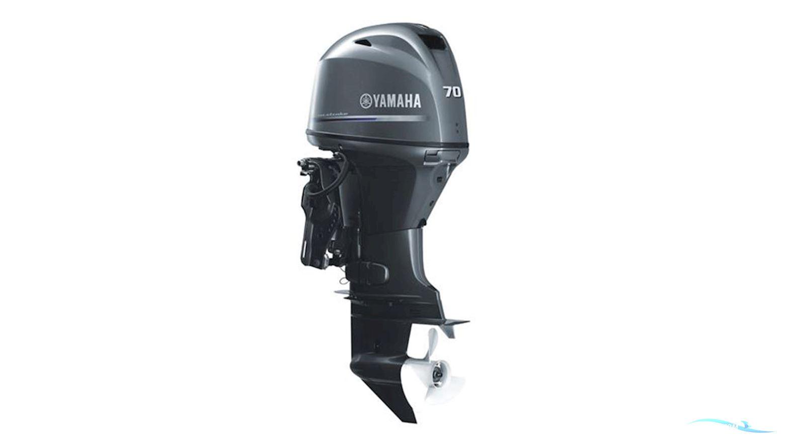 Yamaha 70 HK 4-Takt Påhængsmotor