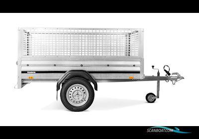 Brenderup 1205 S m/50 cm Netsider Incl. Montering