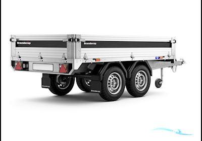 Brenderup 4260 AT, alu, 750 kg - TILBUDSPRIS !