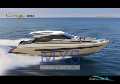CAYMAN YACHTS S580 NEW