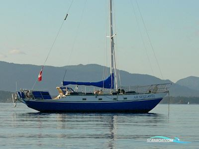 Custom Design Wereldzeiler 40