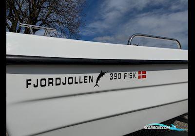 Fjordjollen 390 Fisk