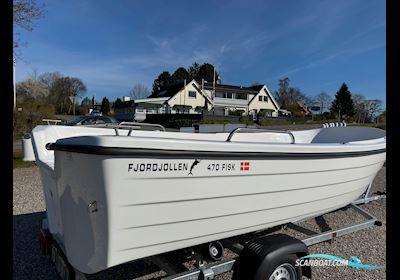 Fjordjollen 470 Fisk