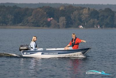 Linder 355 Sportsman (Uden Motor)