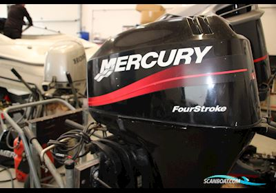 Mercury F40Elpt