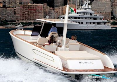 Milonga 35 Superyacht Tender