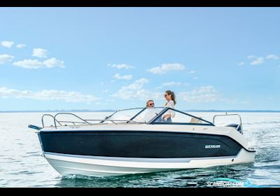 2020 Quicksilver 605 Cruiser Med Mercury 115 hk 4-Takt