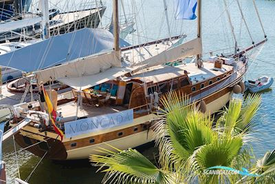 Custom 74ft Ketch Gulet