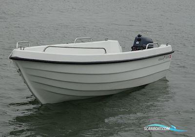 Fjordjollen 390 Fisk Med Motor