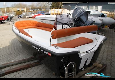 Fjordjollen 470 Sport
