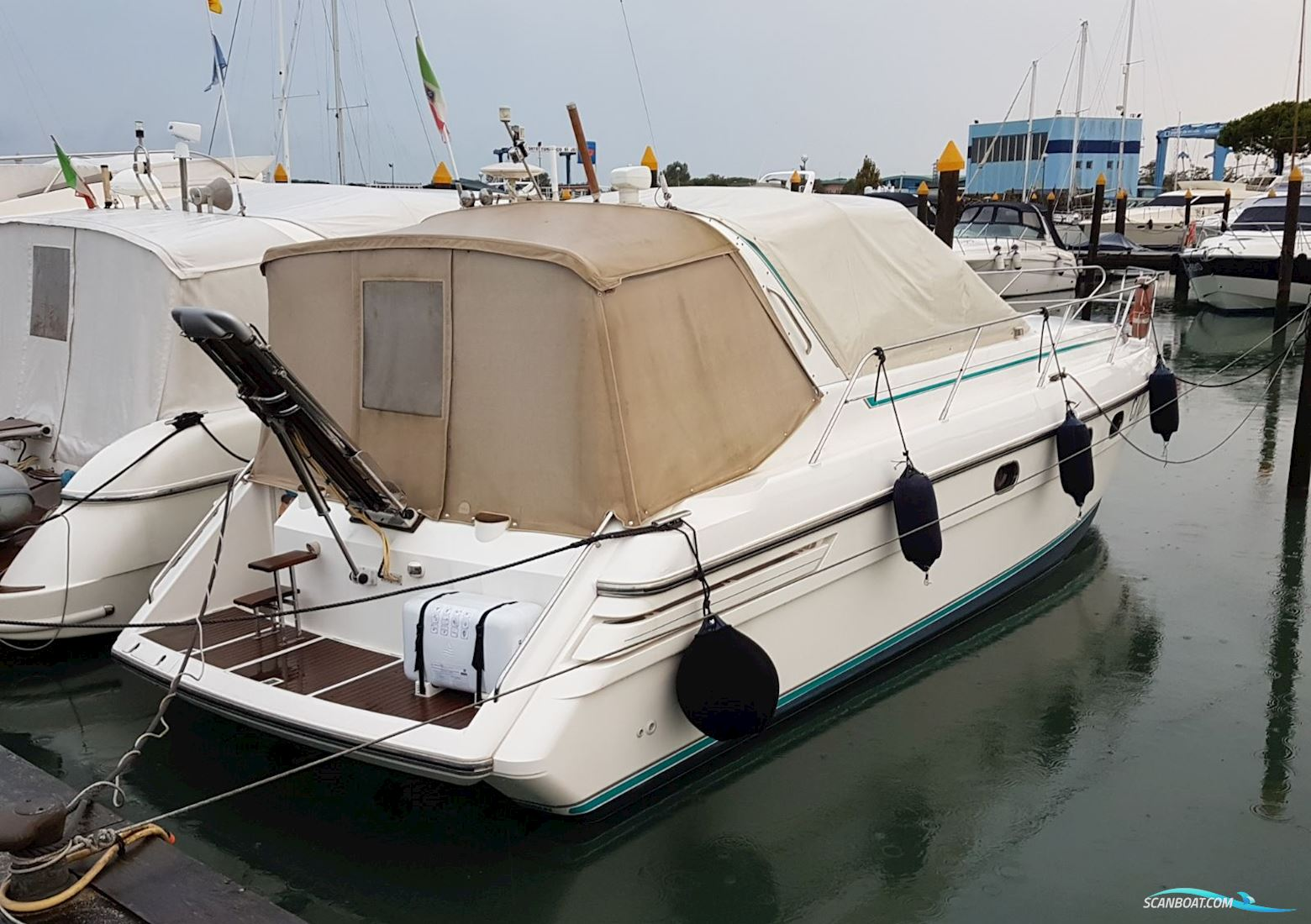 Motor boat for sale. Princess 366 Reviera