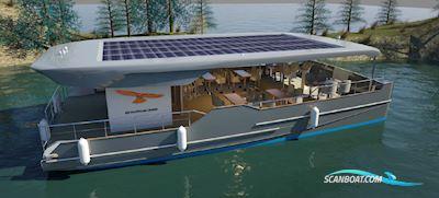 Red Falcon Houseboat Lake Cruiser 40