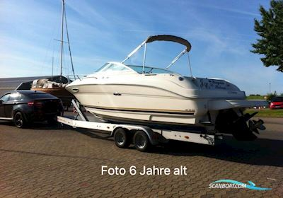 SeaRay 225 Weekender