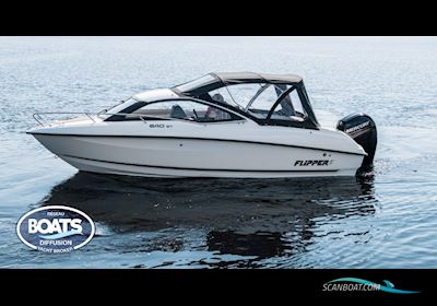 Bella Boats FLIPPER 640 ST