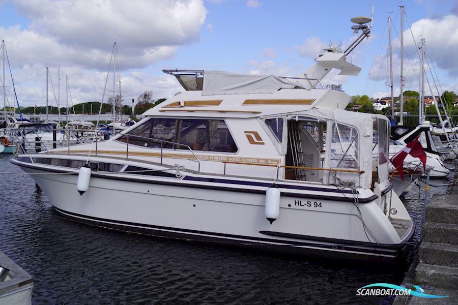 Storebro Royal Cruiser 380 Biscay - Solgt / Sold / Verkauft