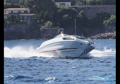 Bayliner VR6 Cuddy Med Mercruiser 4.5L Mpi Katalysator Alpha One