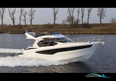Galeon 360 FLY - Twin Volvo D4-270/Udstyr