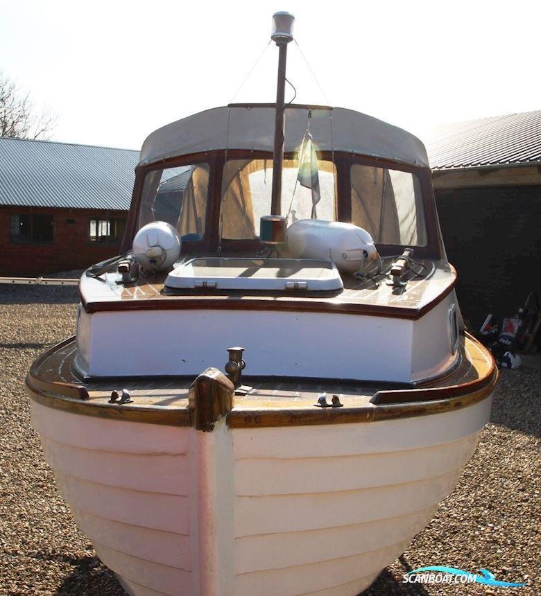 motorboot velholdt tr kutter liebhaverb d 1976 dkk boote kaufen scanboat. Black Bedroom Furniture Sets. Home Design Ideas