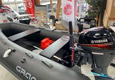 Grand S300 M/ Yamaha F9,9 Sport