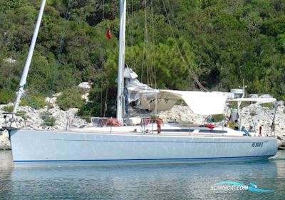 Baltic Yachts 50