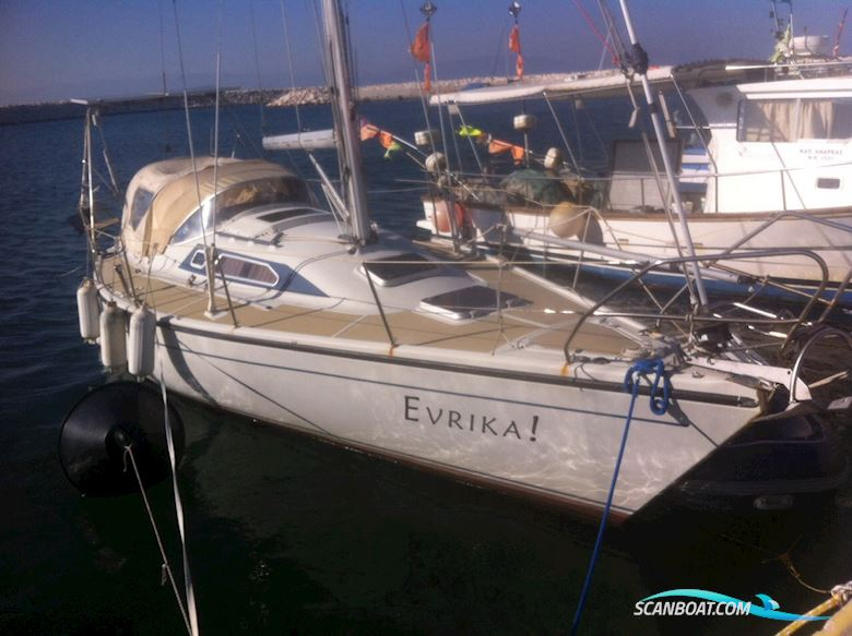 Dehler 34 Optima 106 1987 Eur 23 000 Greece Sailing Boat For Sale