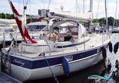 Hallberg Rassy 352 - Super Stand og Opdatering / Top Condition And Updated