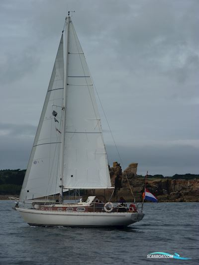 One Off Classic Sailing Yacht Frans Maas