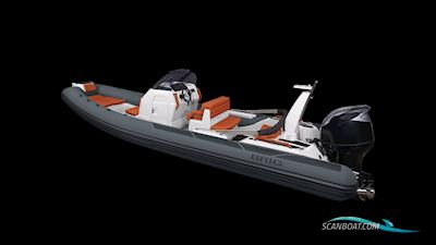 Brig E8 Eagle Luxus Rib