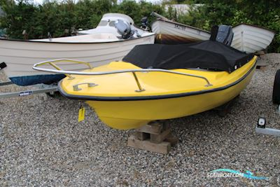 Speedbåd 13 fod