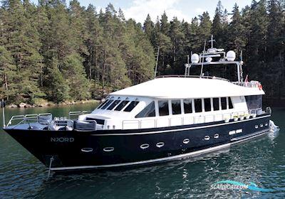 """Van Tilborg designet Long Range 22 meter Yacht  """"Njord"""""""