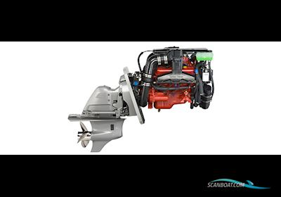 Bådmotor 5,0 Gxie 270/SX - Benzin