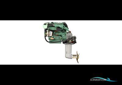 Bådmotor D2-40/130S - Disel