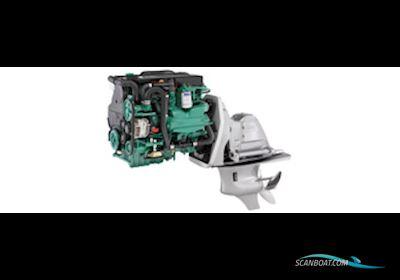Bådmotor D3-140/SX - Disel