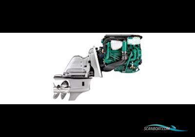 Bådmotor D3-170/DP-S - Disel