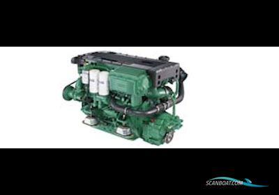 Bådmotor D4-180/HS45AE - Disel