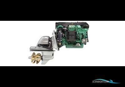 Bådmotor D4-300/Dph - Disel