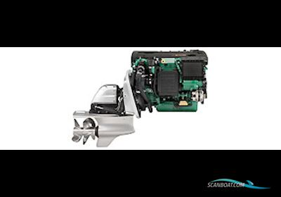 Bådmotor D4-300/Dpr - Disel