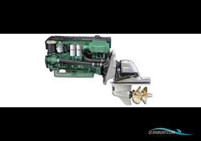 Bådmotor D6-370/Dph - Disel