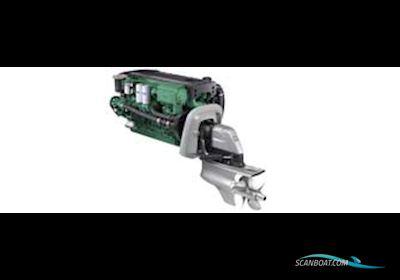 Bådmotor D6-370/DPR - disel