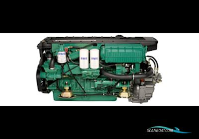 Bådmotor D6-370/HS80Ive - Disel