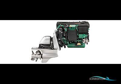 Bådmotor D6-400/Dph - Disel