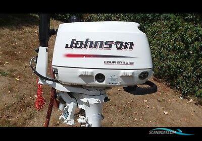Bådmotor Johnson