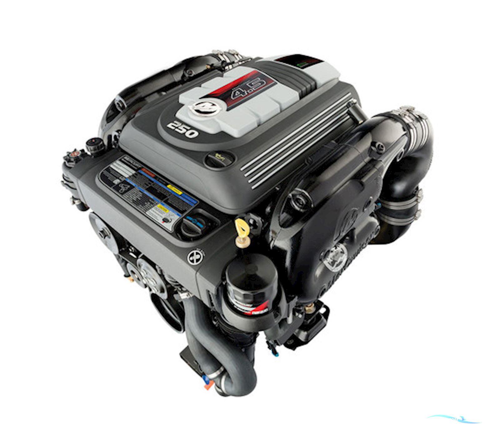 MerCruiser 4.5L MPI 250hk Bravo II drivline