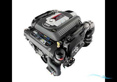 Bådmotor MerCruiser 4.5L MPI 250hk Bravo II drivline